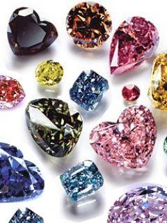 colorful #diamonds ~ETS