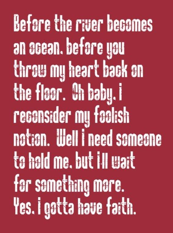 George Michael - Faith - song lyrics, music lyrics, song