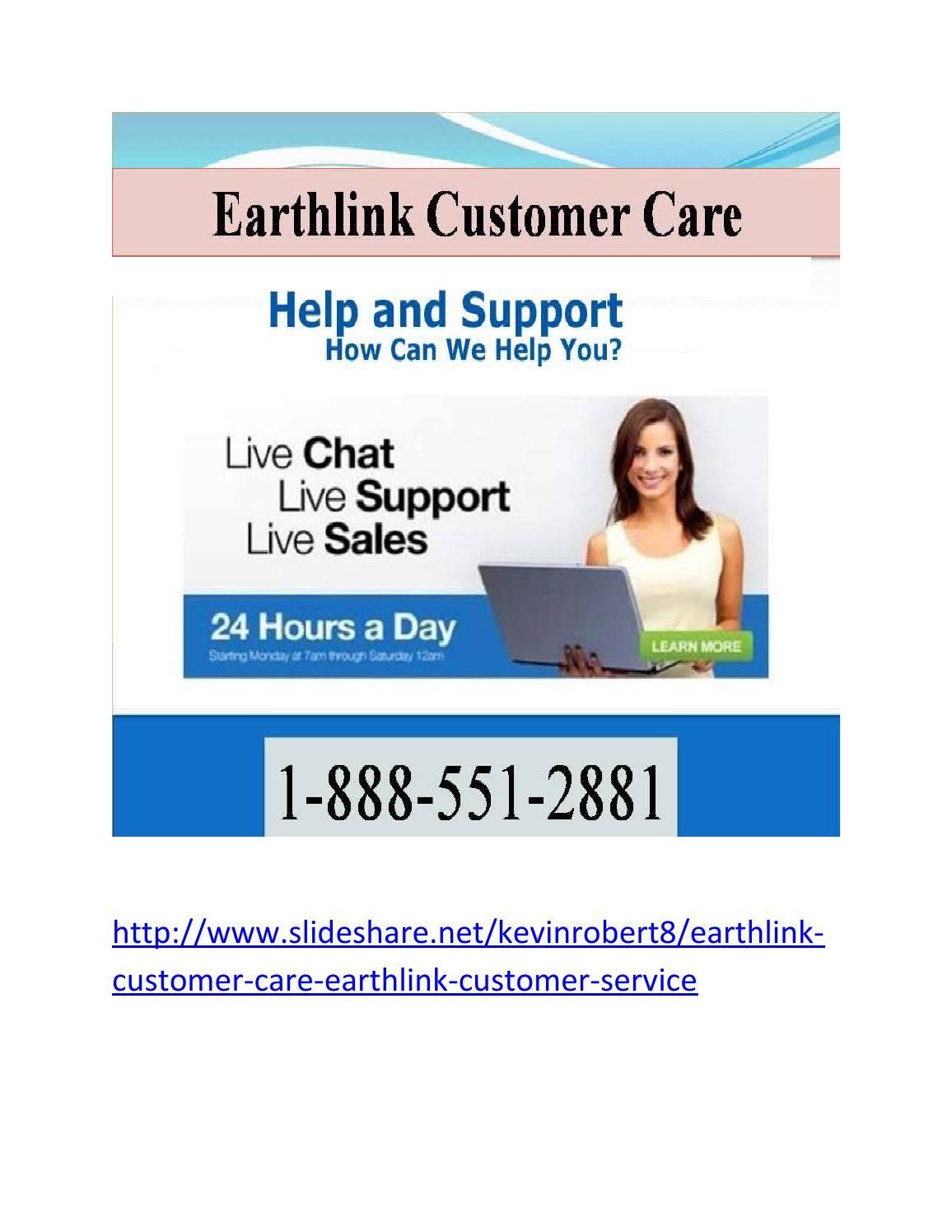 Earthlink customer care 18885512881 Customer care