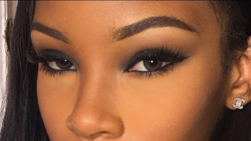 Eye Makeup Tutorial Dark Skin - Mugeek Vidalondon