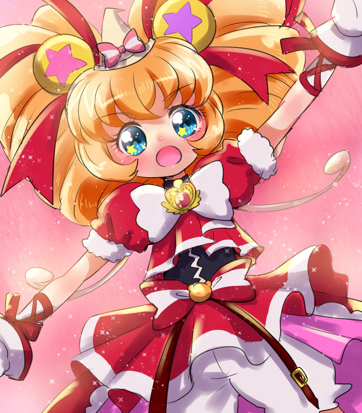 Pin by Joud on Cure Mofurun Pretty cure, Anime, Magical girl
