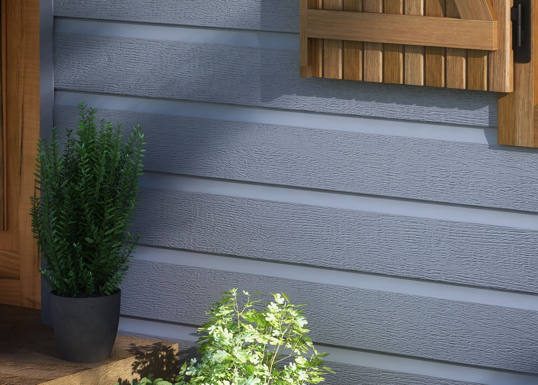 kerrafront fs 202 trex blue pokrycia elewacyjne facade panels pinterest. Black Bedroom Furniture Sets. Home Design Ideas