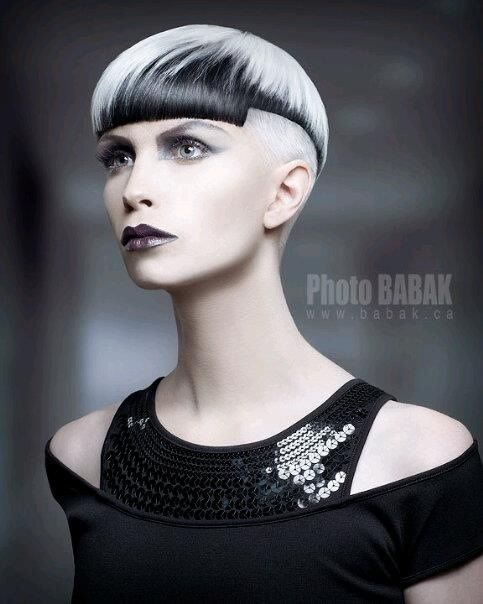 Vidal Sassoon Haircut Dream Avantgarde Frisuren