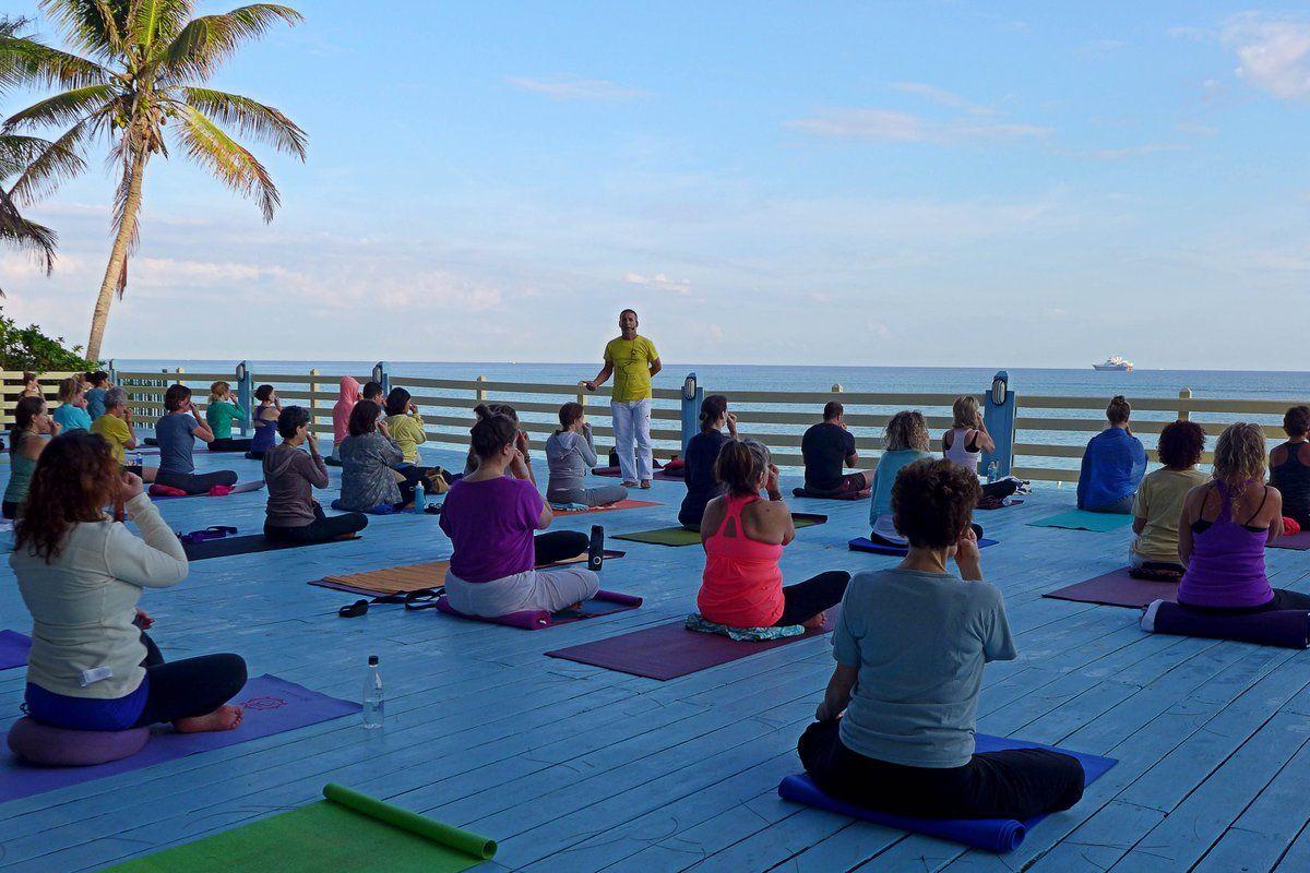 Sivananda Bahamas Sivanandabahama Twitter Yoga Vacation Sivananda Bahamas