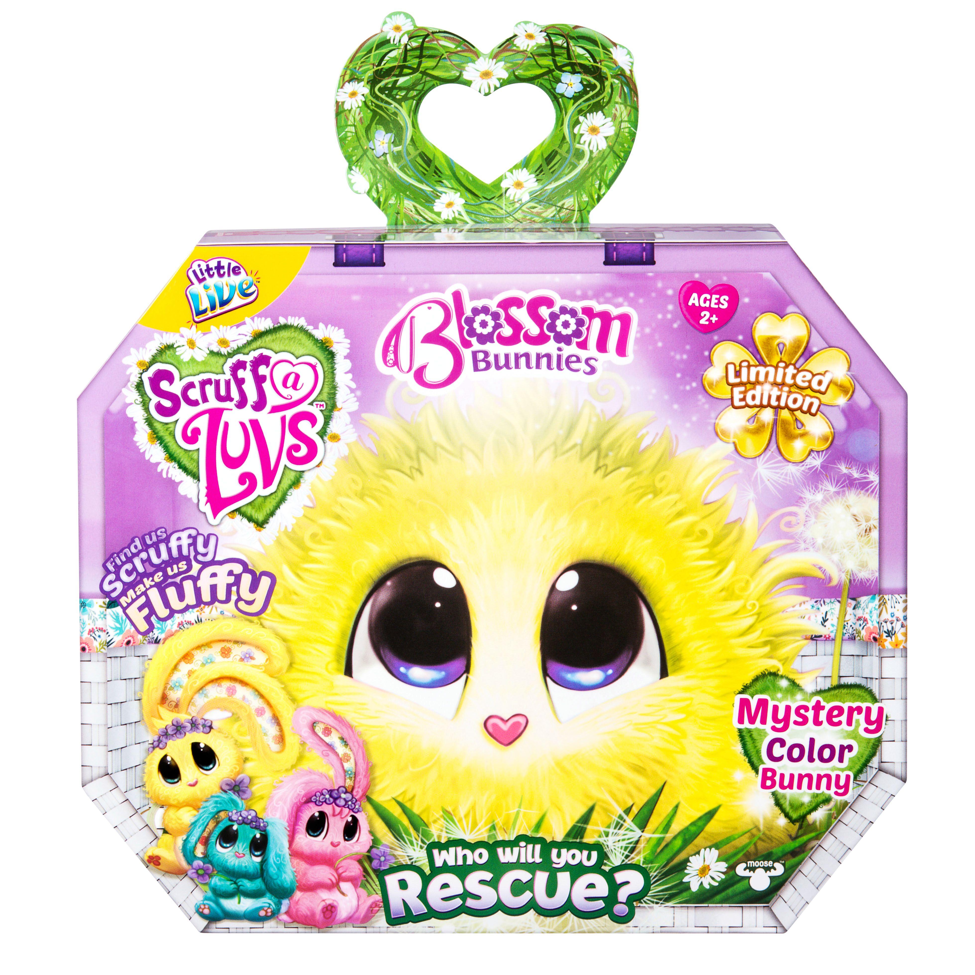 Gift Idea Free Little Live Scruff A Luvs From Walmart 13 Value Exp 11 17 19 Free Freeafterrebate Freestuff Free Little Live Pets Bunny Luvs