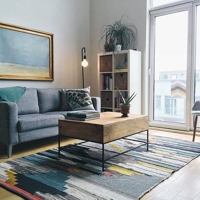 Multi Pixel Woven Rug Home Design Decor Family Room Decorating Home Decor