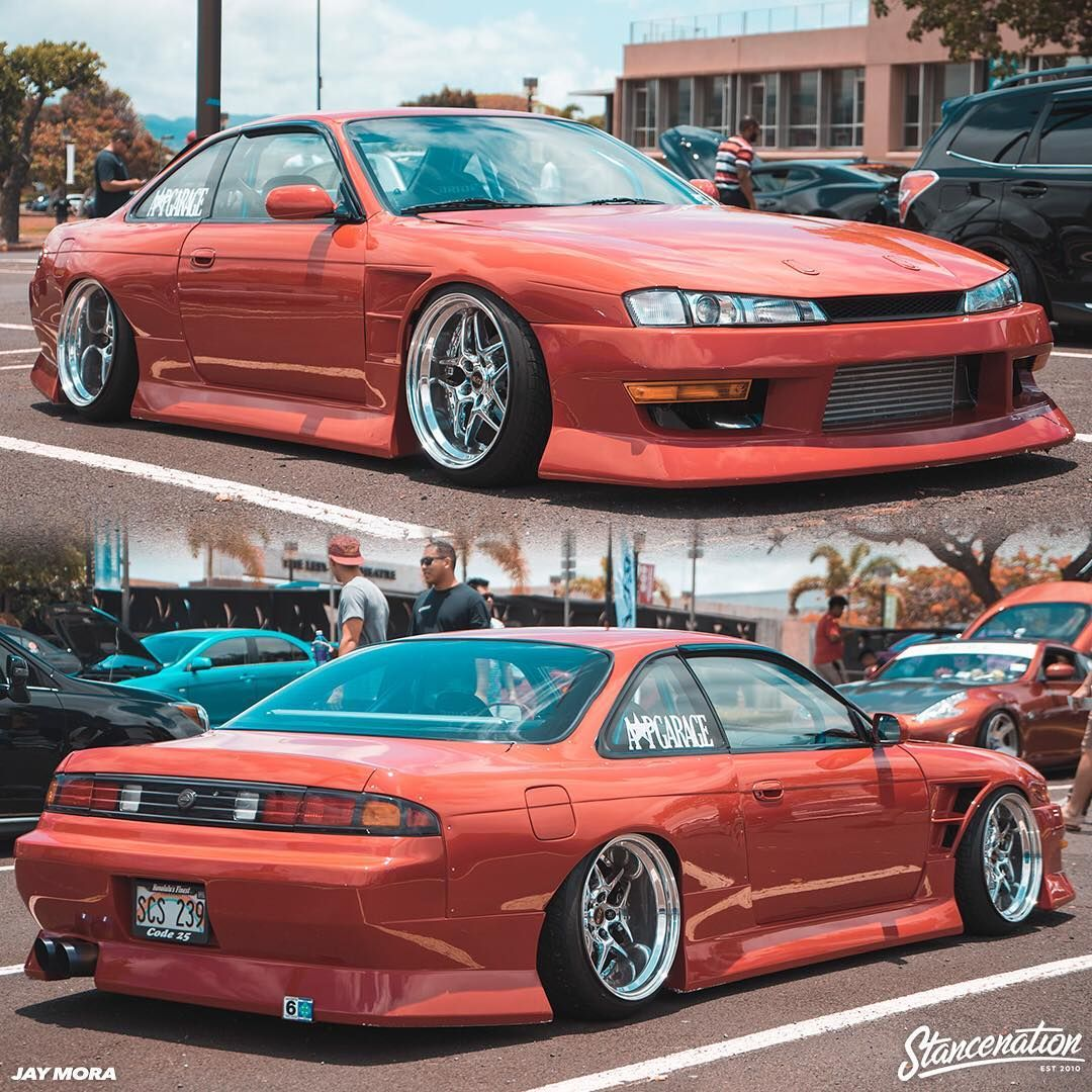 Nissan Silvia S14 Kouki (With Images)