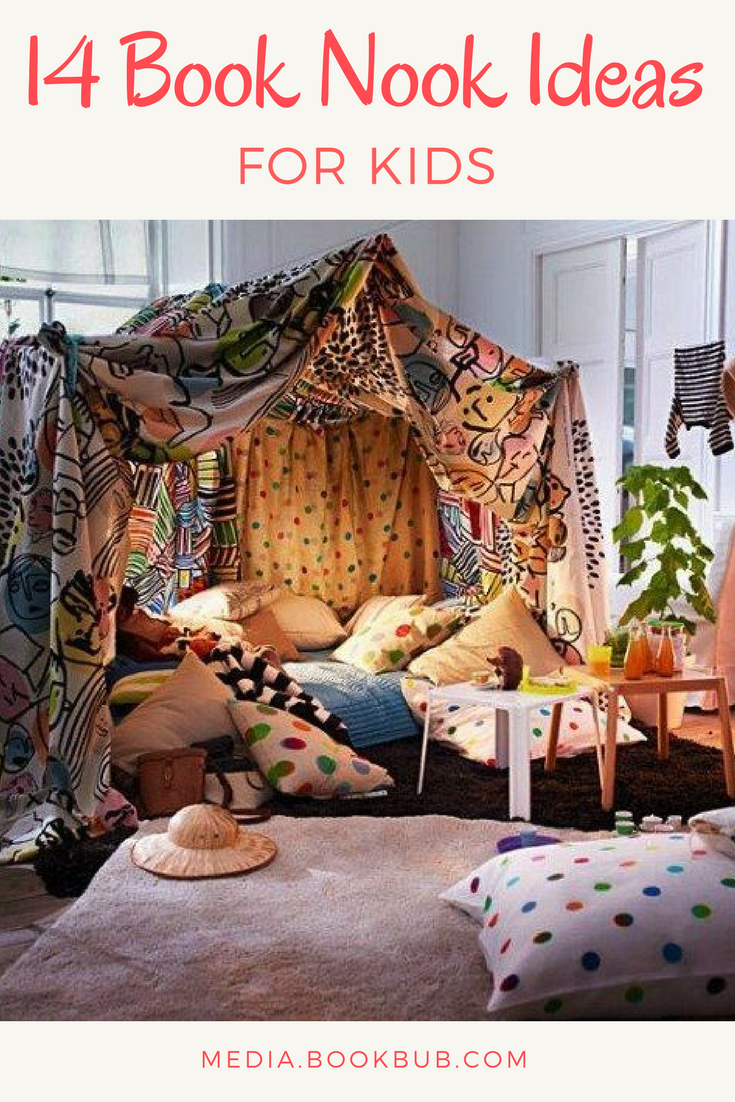 14 Reading Forts We D Love To Escape Into Home Decor Decor Room