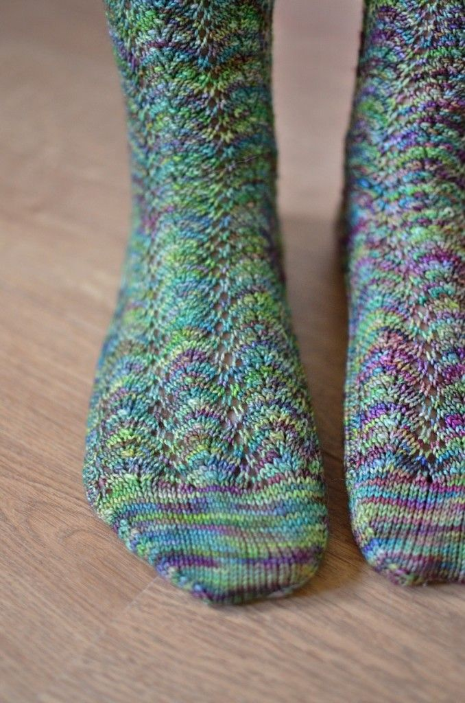 15 Fantastic Knitted Sock Patterns For Spring Knitting And Crochet