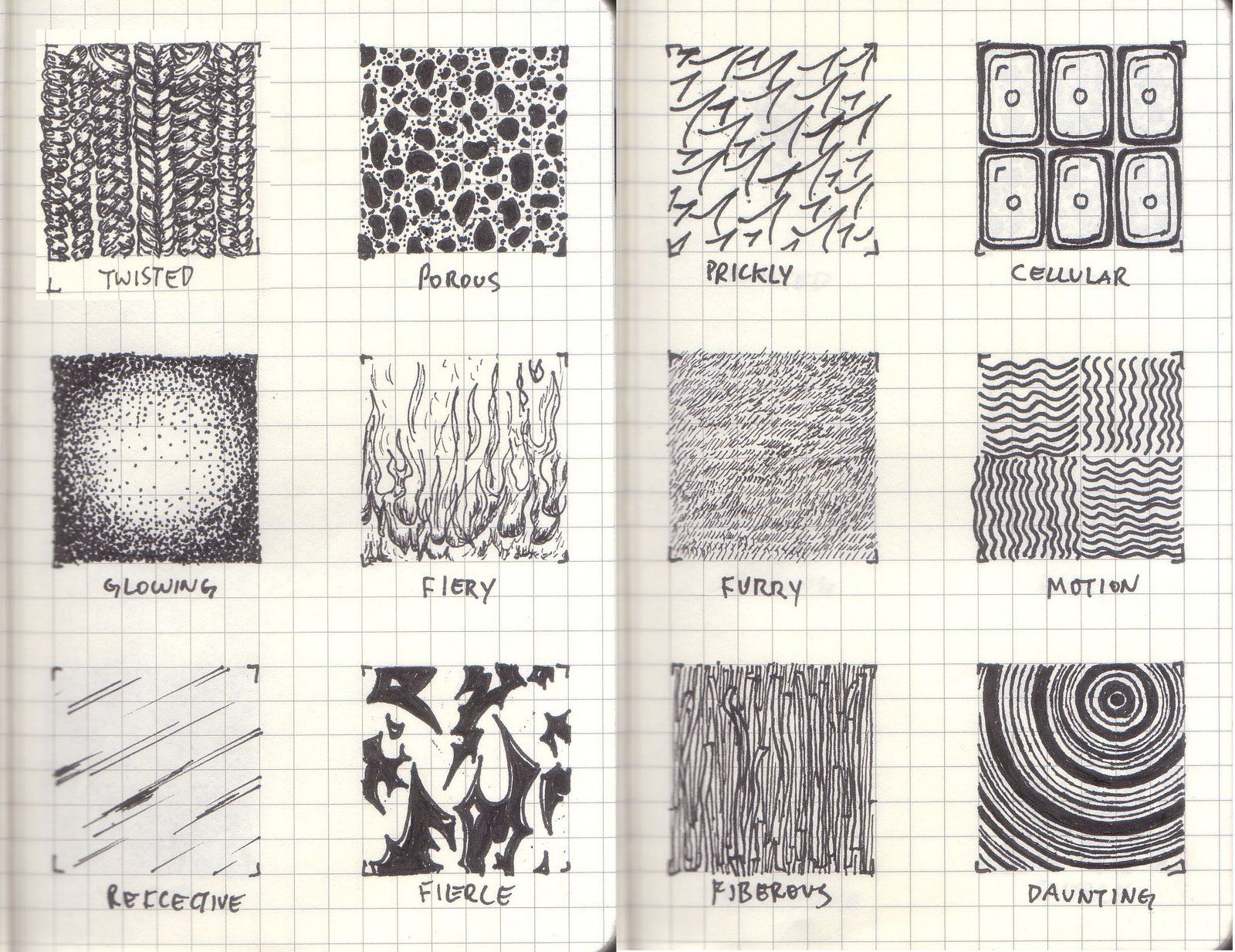 http://www.wallpaperhdc.com/art-drawing-textures/ | Warm ...