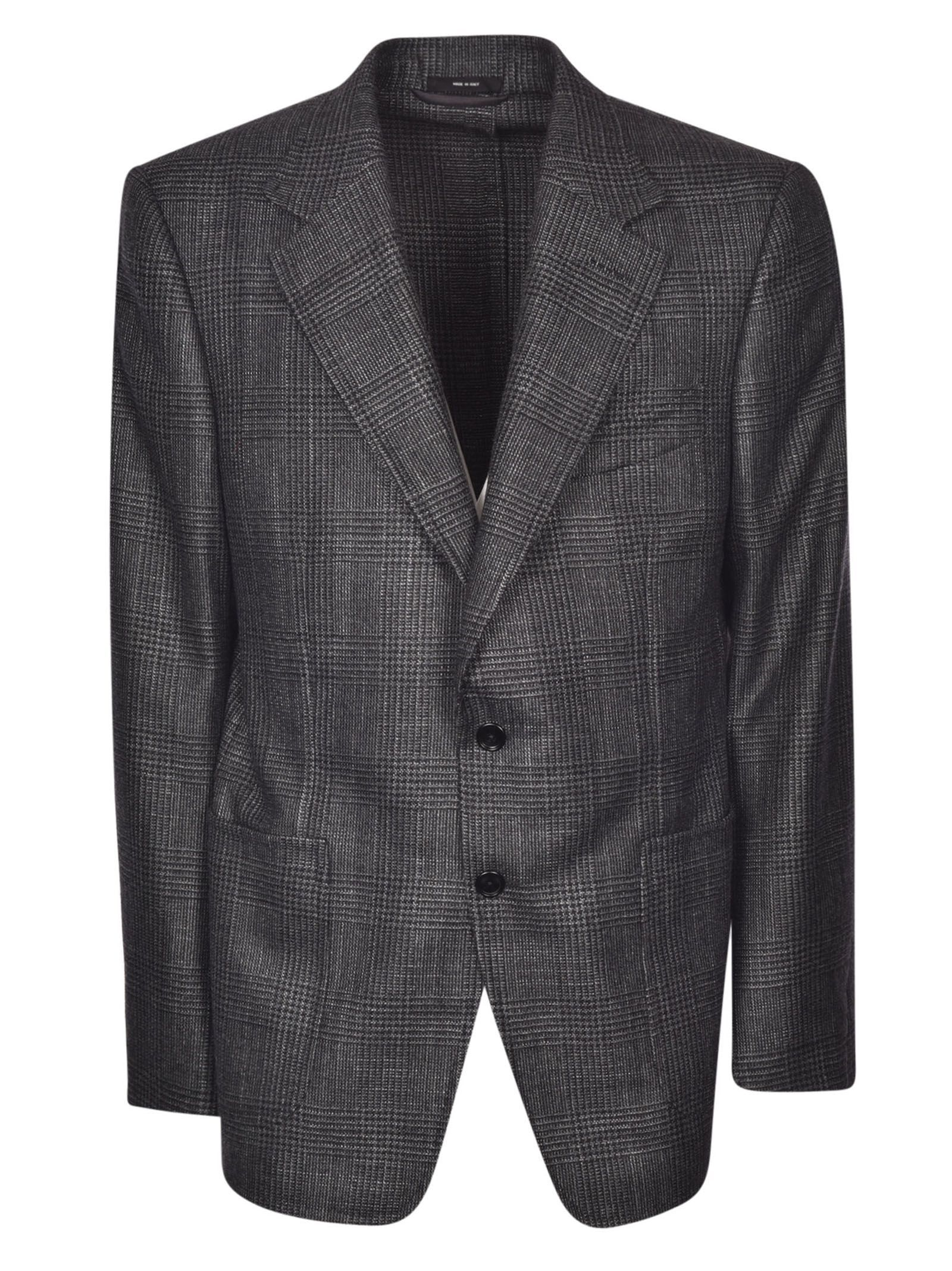 249a086443 TOM FORD PATTERNED BLAZER.  tomford  cloth