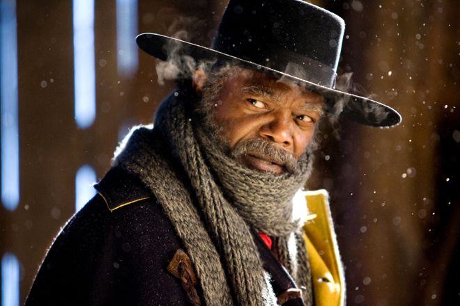 Saiu o 1º trailer de 'The Hateful Eight', novo western de Tarantino - assista aqui - Blue Bus