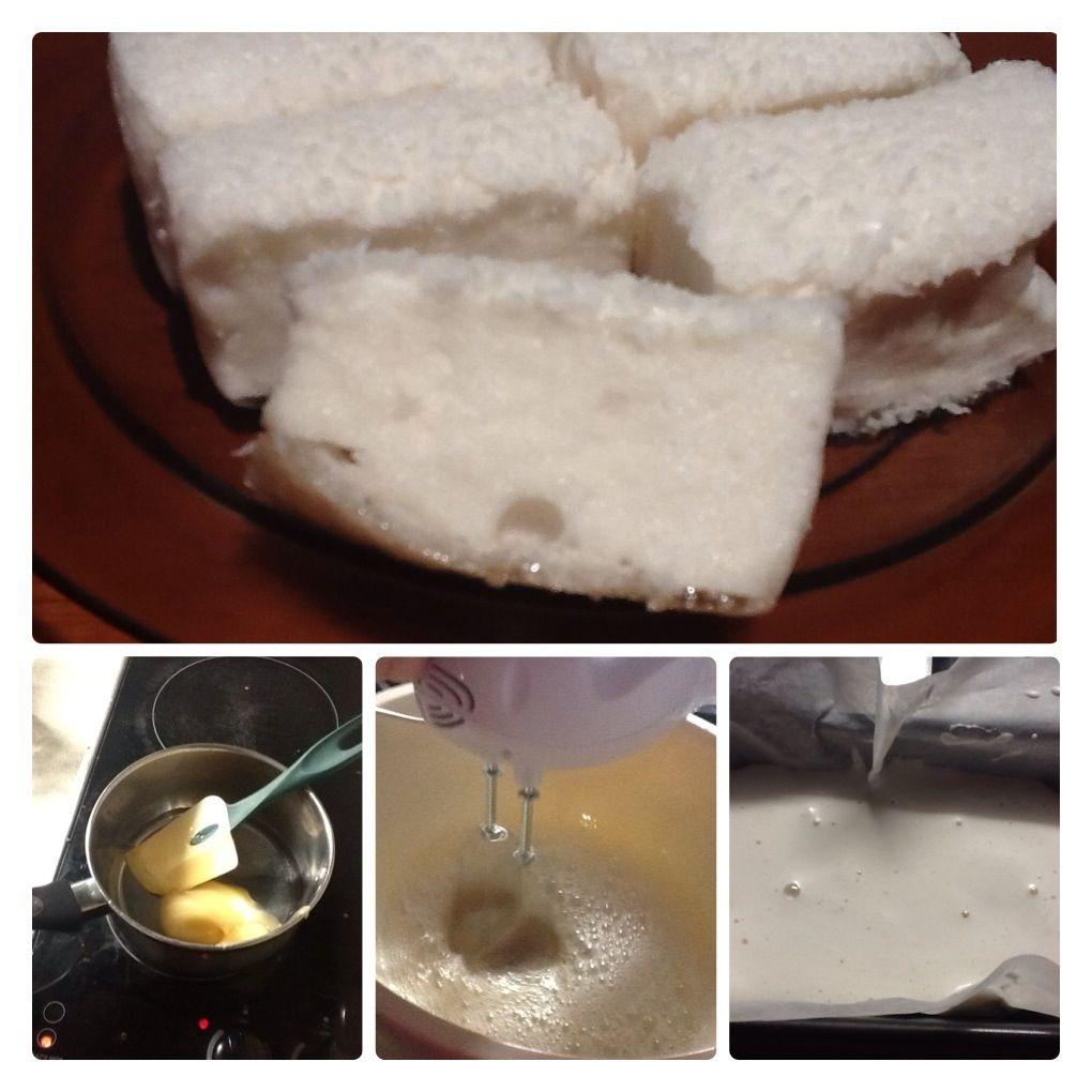 Easy home made marshmallow love eat homemade