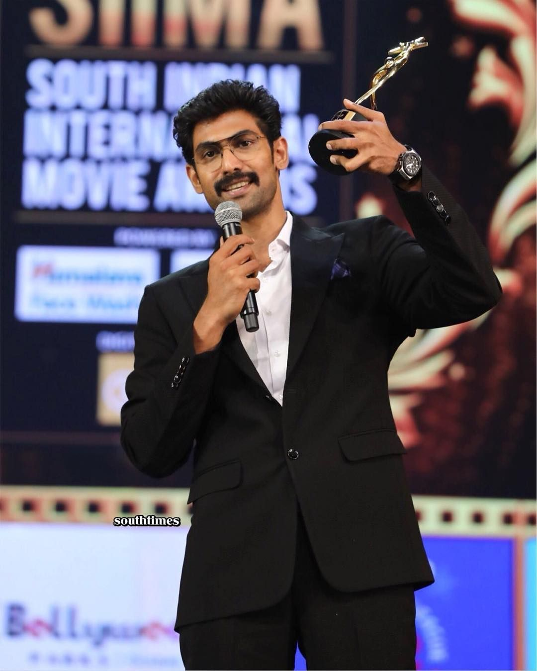 A Few More Photos From SIIMA Awards Day 2 Held For Telugu