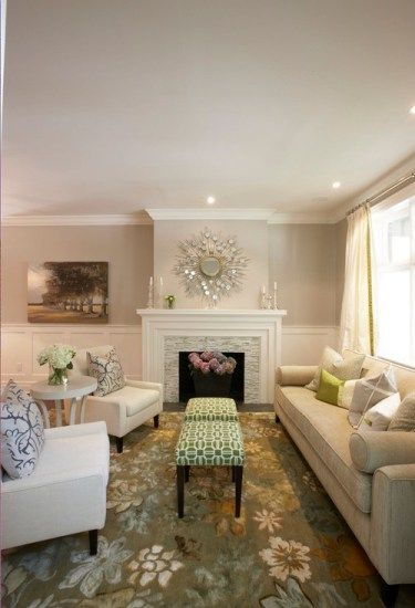 The 5 Best Cream Paint Colours Benjamin Moore Home Living Room Paint Home Living Room