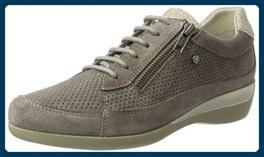 Damen Venus II 79 Sneakers, Grau (Taupe 423), 39 EU Stonefly