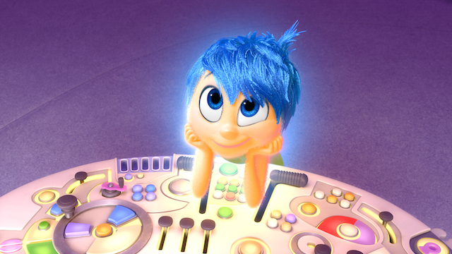 New Trailer for Disney's Inside out movie