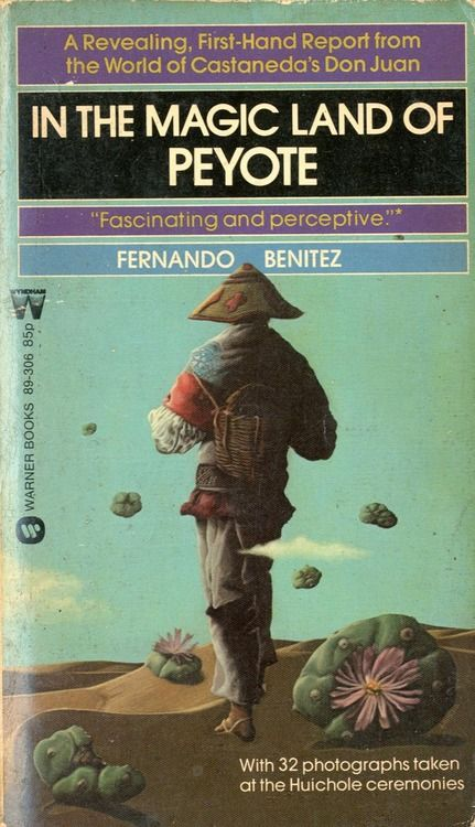 carlos castaneda peyote