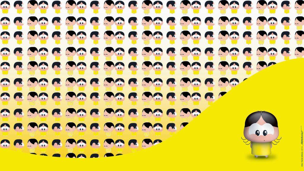 Monica Toy Wallpaper Da Magali Com Imagens Turma Da Monica Toy