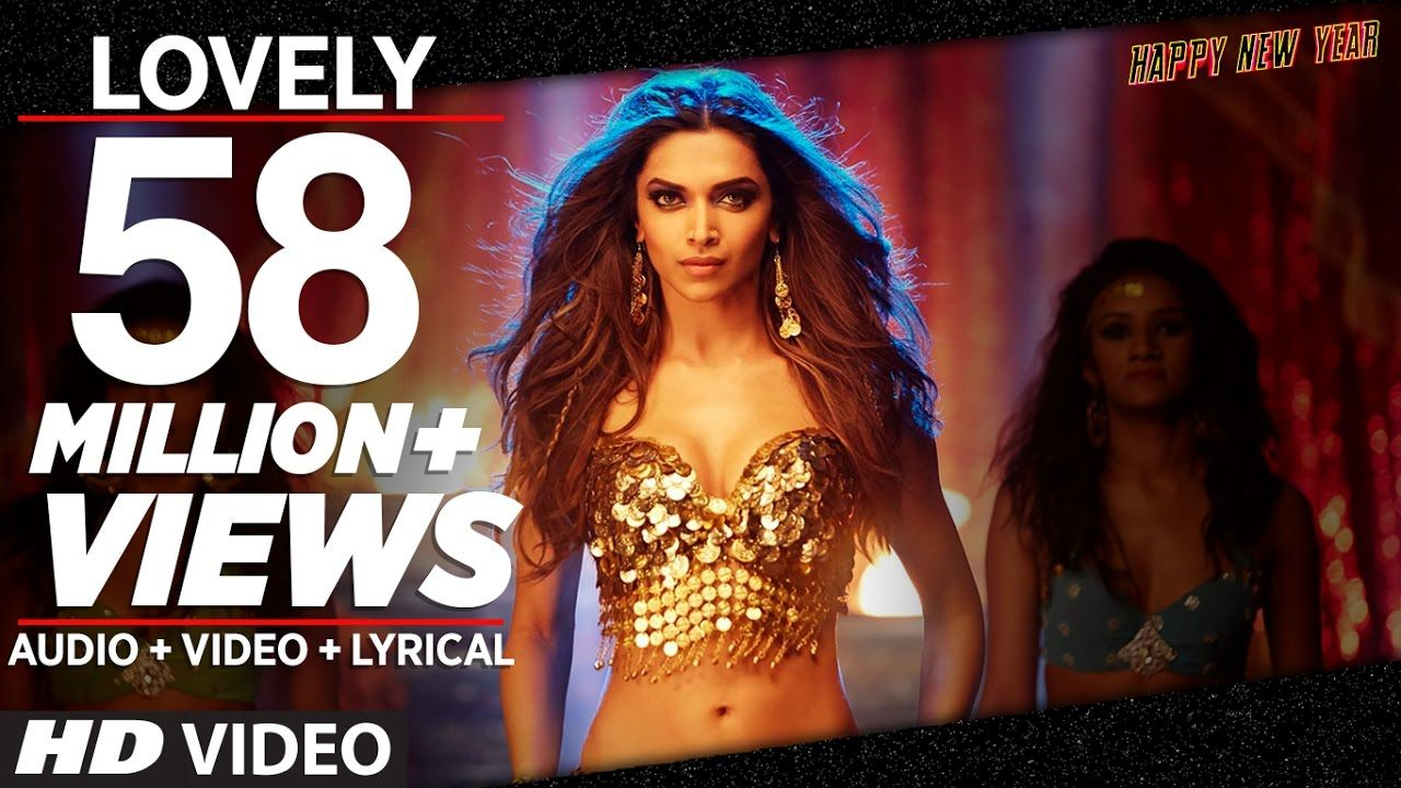 Official Lovely Full Video Song Shah Rukh Khan Deepika Padukone Kanika Kapoor Bollywood Music Videos Latest Bollywood Songs Bollywood Movie Songs