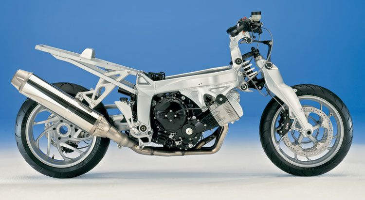 Bmw With Front Duolever Suspension Bike Bmw Bmw Motorcycles Bmw