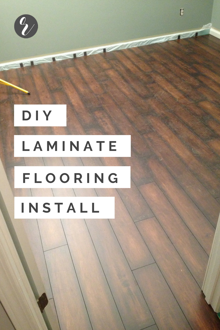 Actual Renovation Maybe Installing New Rustic Laminate Floors In Our First House Building Our Rez Rustic Laminate Flooring Laminate Flooring Laminate