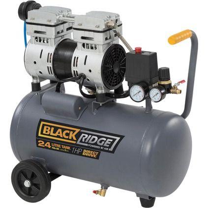 Blackridge Air Compressor Silent 750w 50lpm Air Compressor Compressor Car Parts