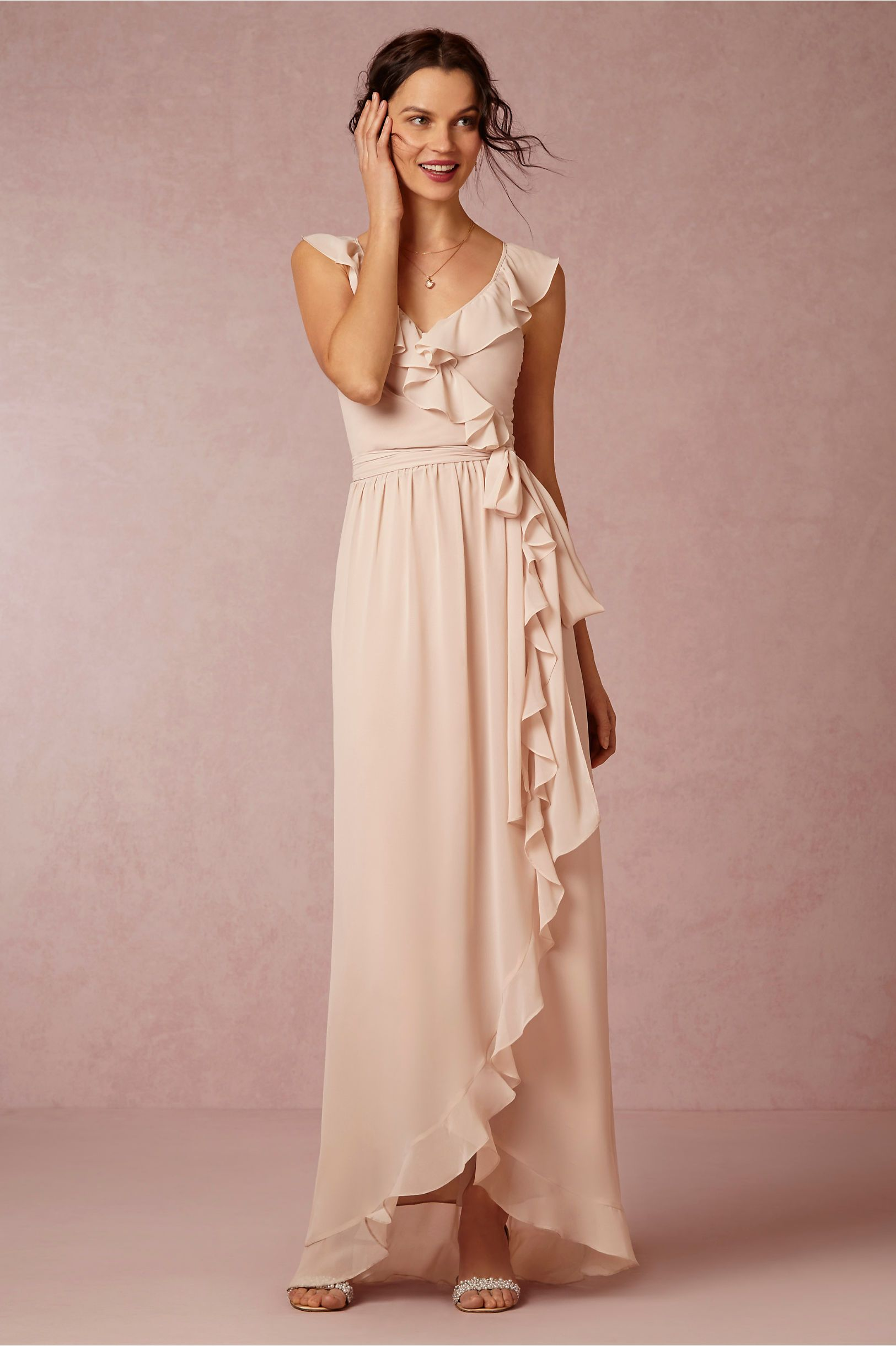 73d8ca412 New Wedding Dresses and Bridal Party Looks for Summer 2015 from BHLDN