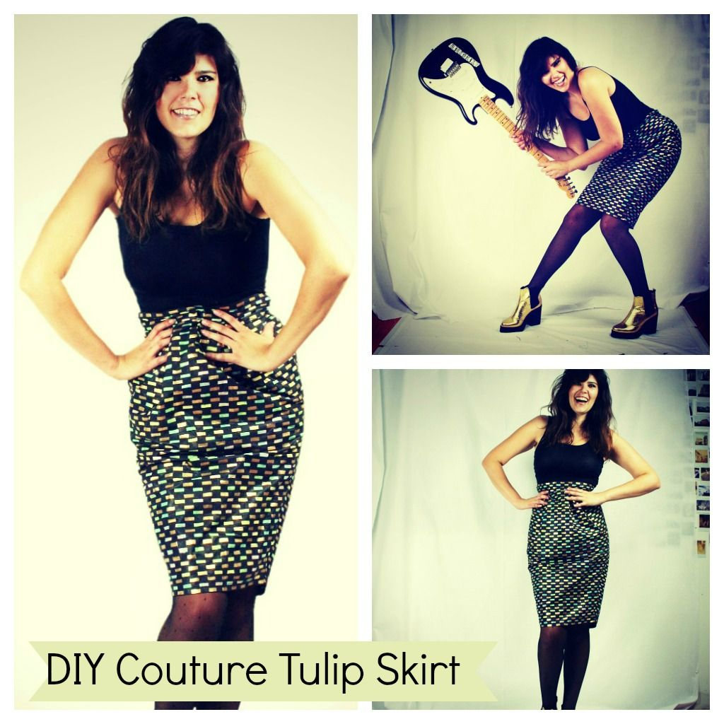 House of Pinheiro: Awesomeness online! New DIY Couture free pattern ...
