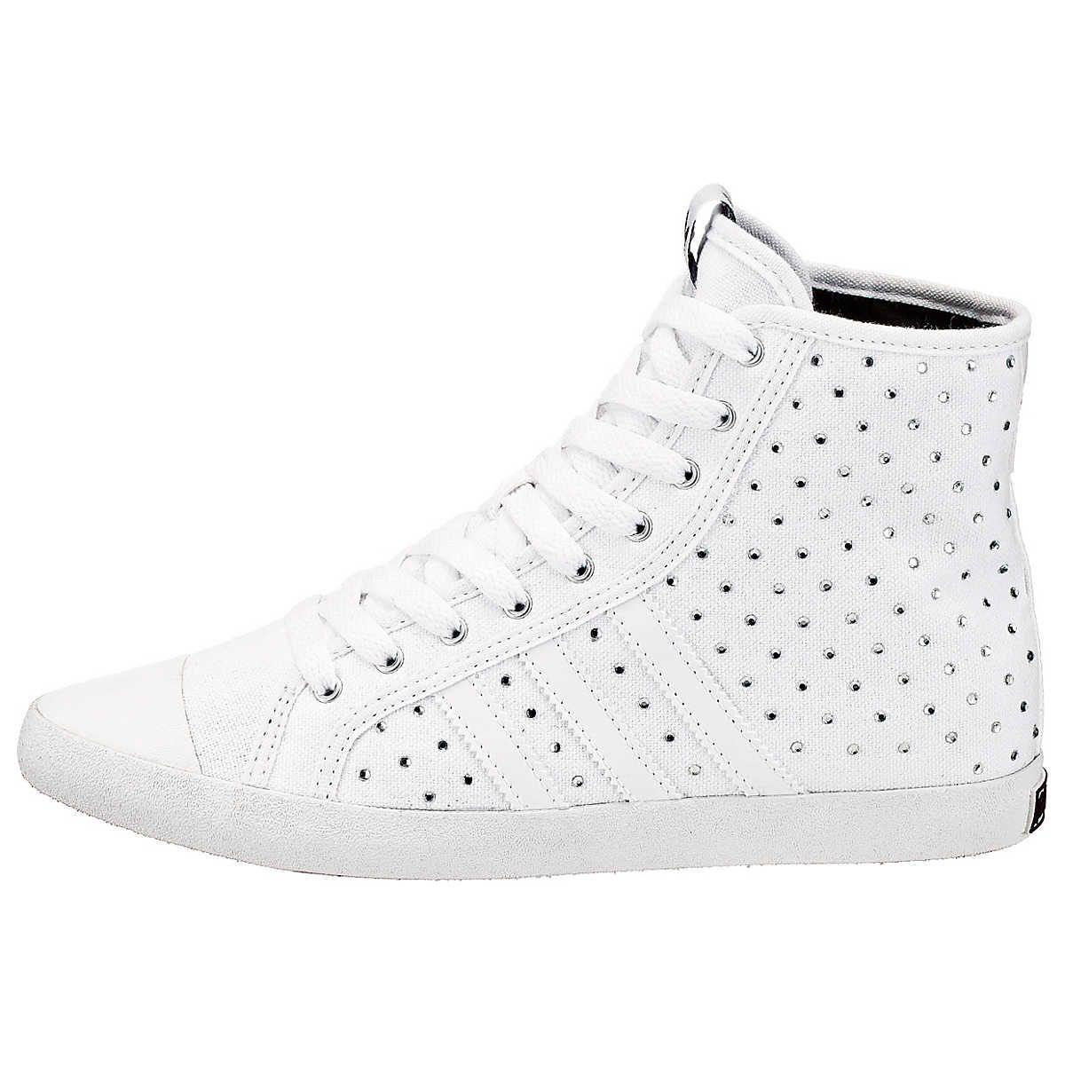 Adidas Originals Adria Mid Sleek Sneakers weiß
