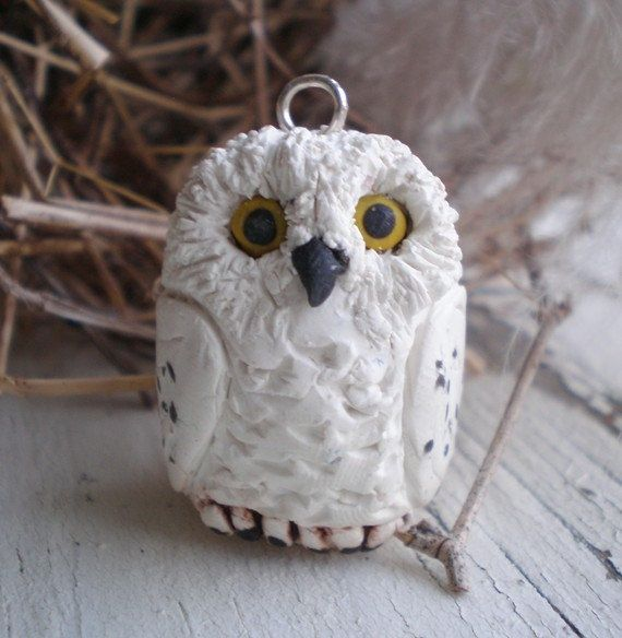 Art Clay Sculpted Bird Nest Ring: Harry Potter Owls - Google Search
