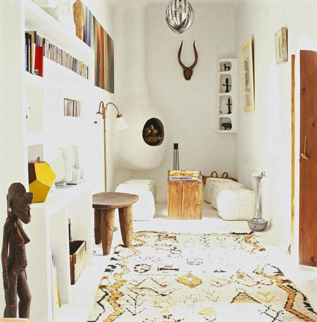 organic-modern-decor-livng-space & organic-modern-decor-livng-space | Home ♥ Eco Houses | Pinterest ...
