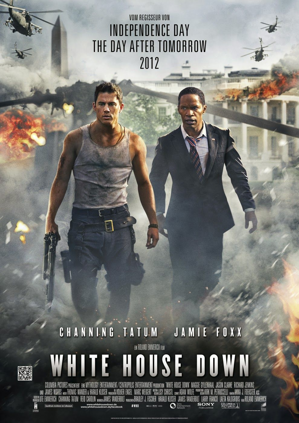 white house down in hindi free download