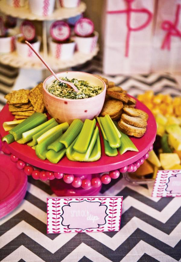 Peaceful Pink Mother Daughter Yoga Party Hostess With The Yoga Party Party Food
