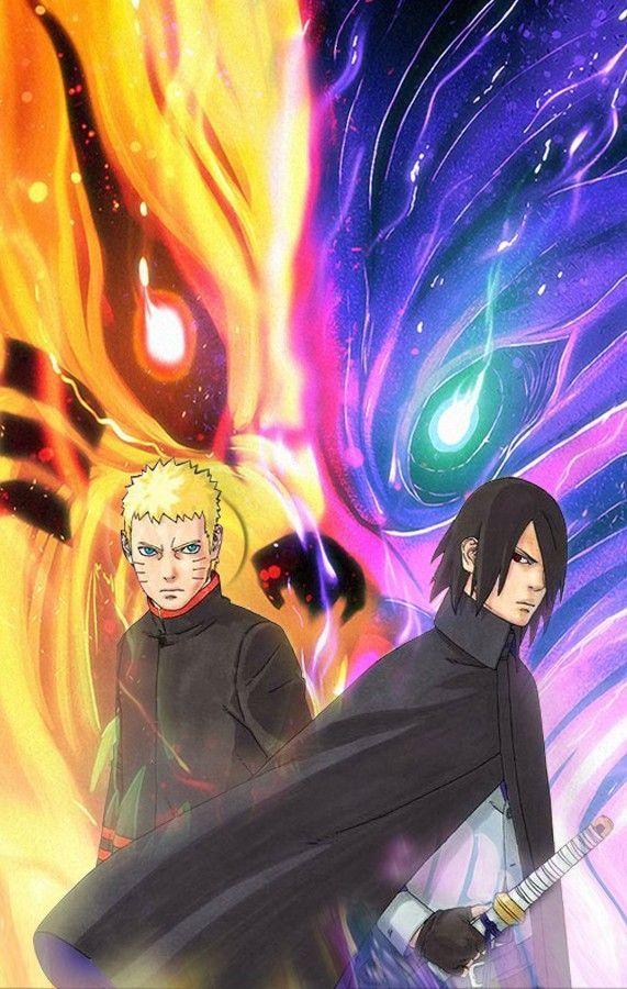 Wallpaper Anime Amor Naruto