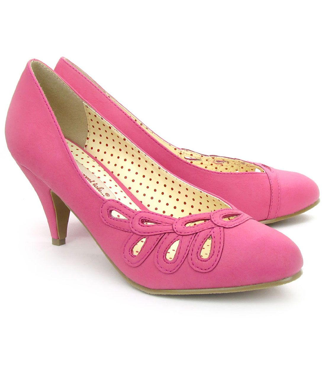 fd5dd99857b0 10 Popular 1950s Shoe Styles for Women photo  VintageDancer.com