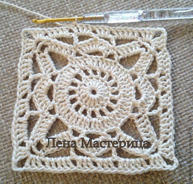 Muti-Purpose Crochet Granny Squares - Free Pattern and Guide ...