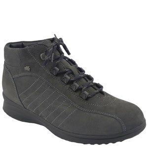 Finn Comfort Stanz Leather Asphalt