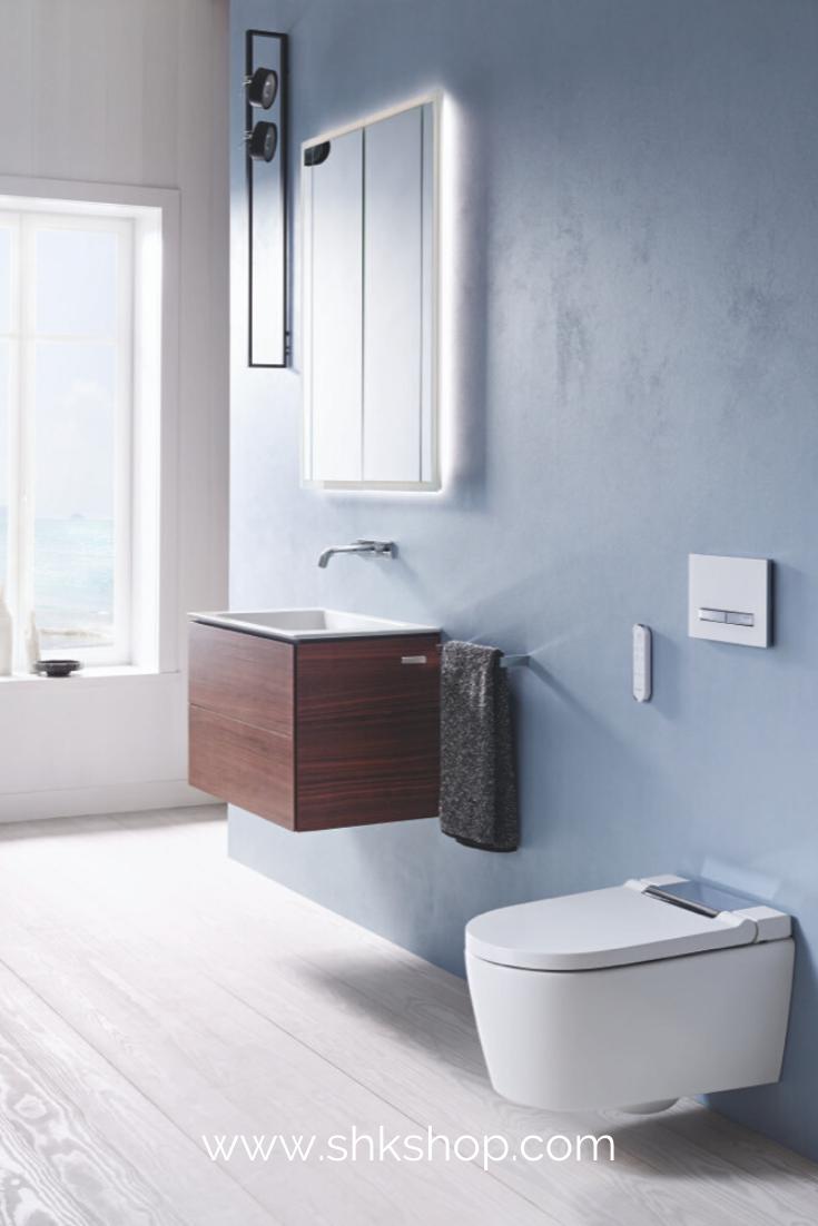 Geberit Aquaclean Sela Neu Wc Komplettanlage Wand Wc 146220 In 2020 Wc Mit Dusche Badezimmer Inspiration Neues Badezimmer