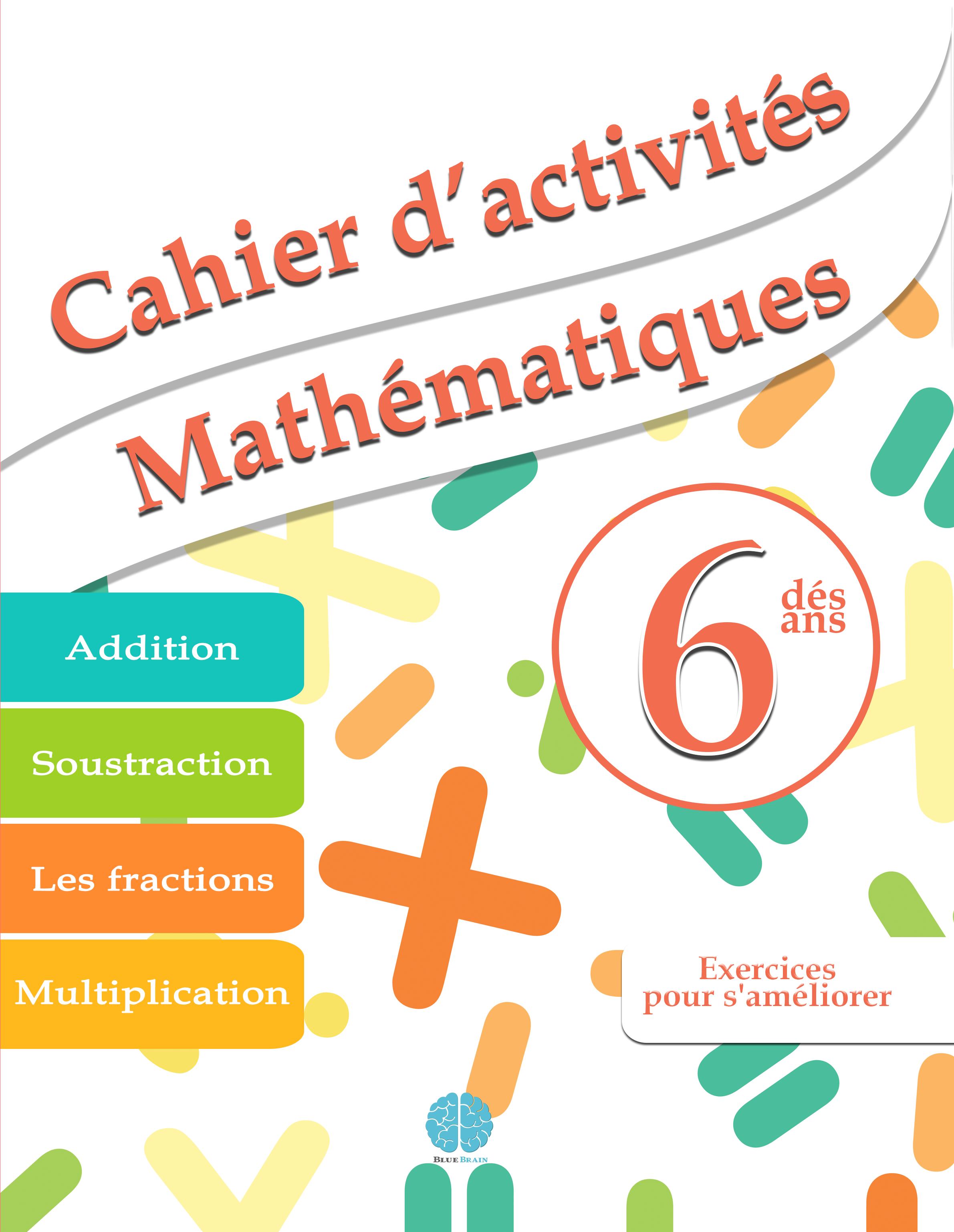 Cahier D Activites Mathematiques