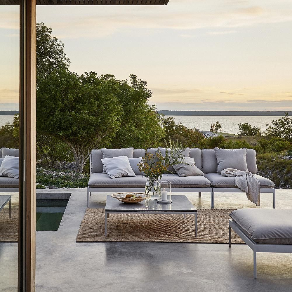 Bonan Lounge Sofa Outdoor Living Space Outdoor Lounge Sofa