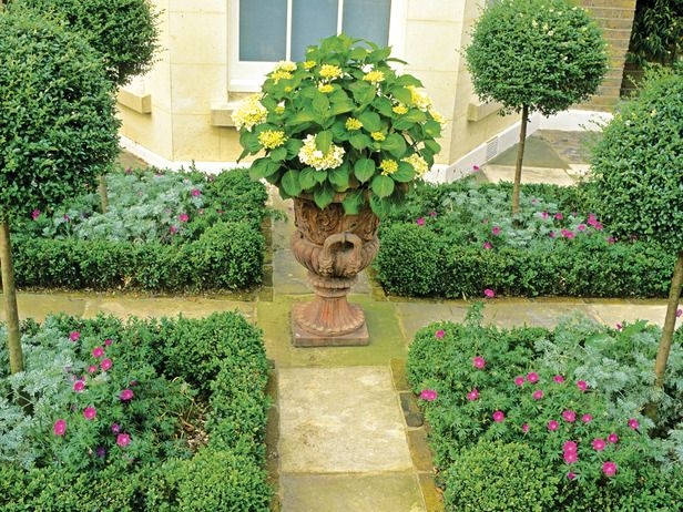 Formal Garden Design Garden ideas and garden design