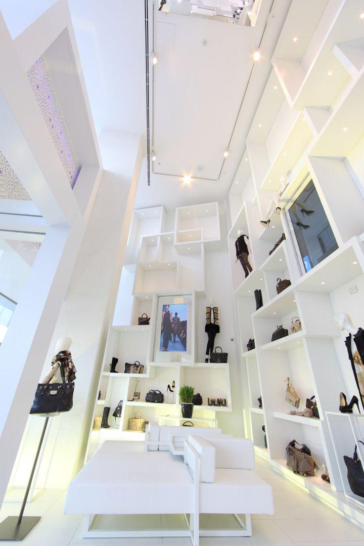 Emporium Concept Store By Garde Baku Azerbaijan Store Design Retail Store Design Retail Design Commercial Design