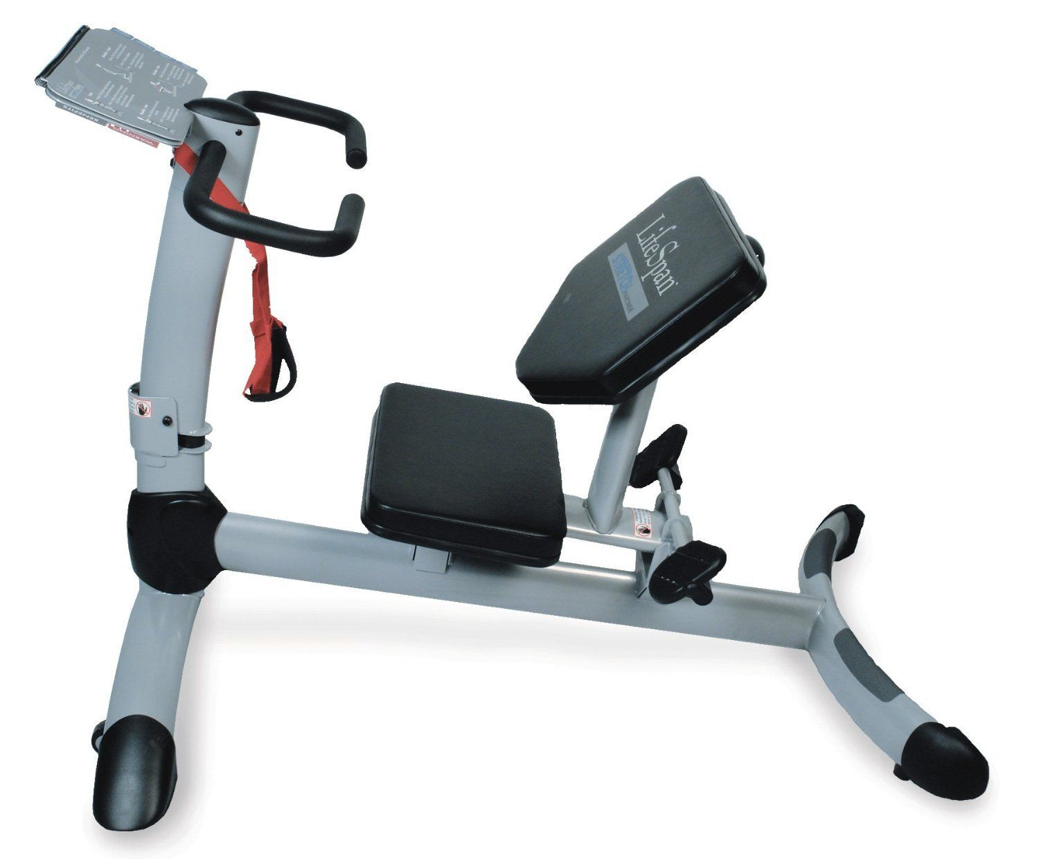 Lifespan Fitness Sp1000 Stretching Machine Review Fitnessstep1 No Equipment Workout Stretching Machine At Home Gym