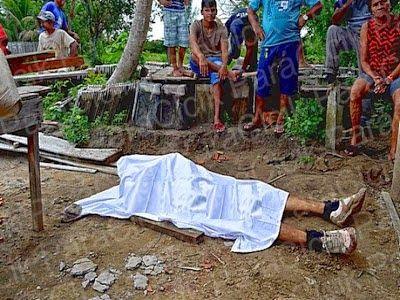 R12 Noticias: Morte: Homem é morto por causa de um pássaro