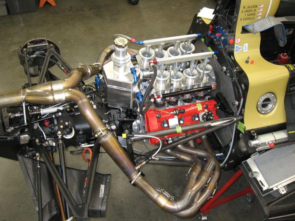 JFC Racing 3.0 L V8 with Hayabusa heads   Engines ... on