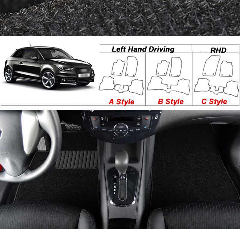 Perfect Fitted For Audi A1 2008 2014 High Quality Comfortable Auto