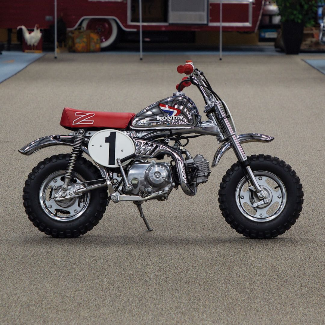 Pin On Honda Cafe Racers Scramblers And Bobbers