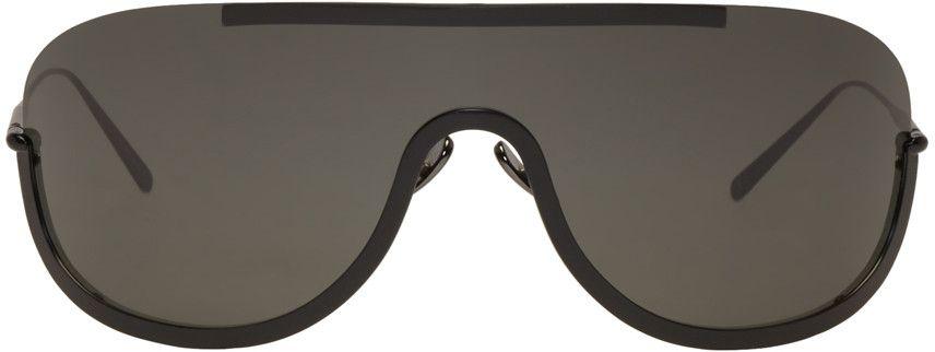 6dbf5651d6e3 Acne Studios - Black Mask Junior Sunglasses