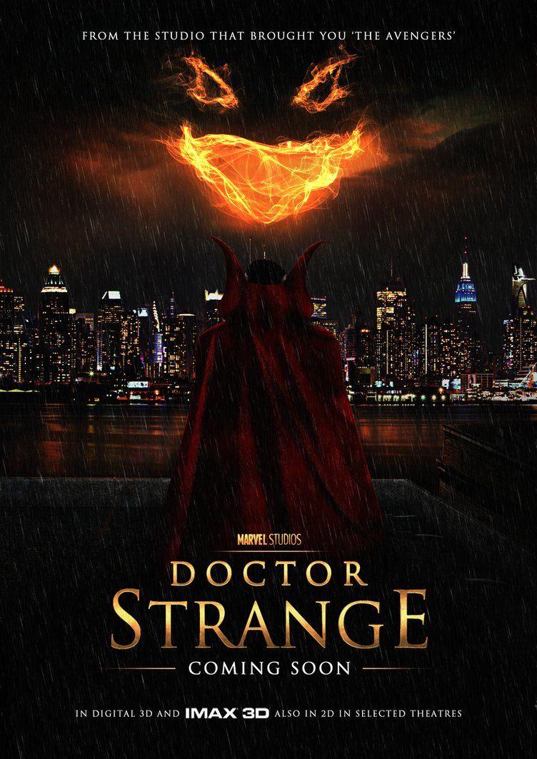 Doctor Strange New Poster 4k | Marvel Doctor Strange HD Wallpapers ...